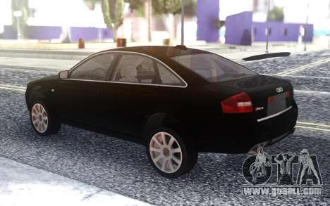 Audi RS 6 C5 2003 for GTA San Andreas