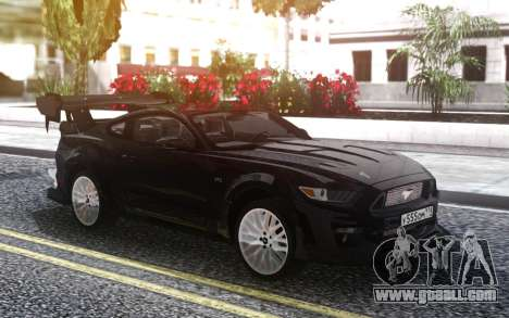 Ford Mustang 2015 for GTA San Andreas