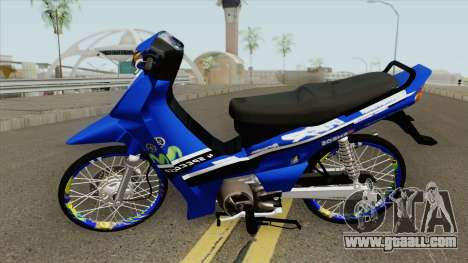 Yamaha SS Two (F1ZR) Movistar for GTA San Andreas