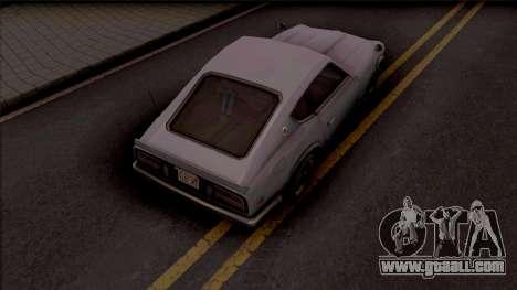 Nissan 240Z for GTA San Andreas