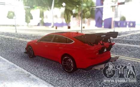 Audi S5 Sportback for GTA San Andreas