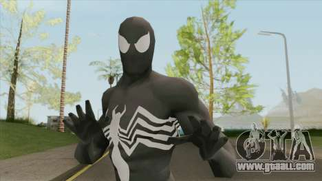 Spider-Man Black Suit (Marvel End Time Arena) for GTA San Andreas