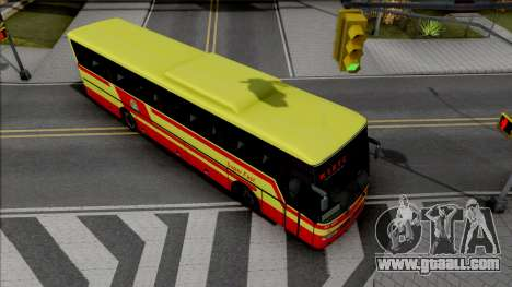 MAN KSRTC Super Fast for GTA San Andreas