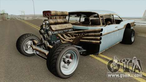 Declasse Tornado Rat-Rod GTA V for GTA San Andreas
