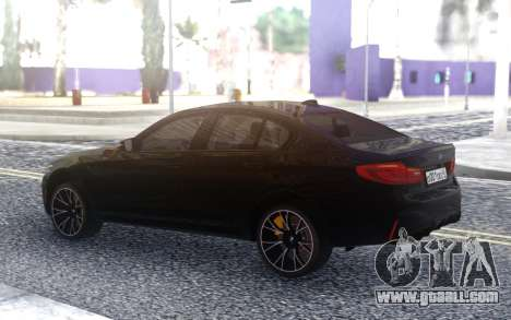 BMW M5 F90 Competition for GTA San Andreas
