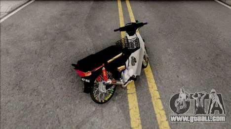Honda EX5 Dream Malaysian Style for GTA San Andreas
