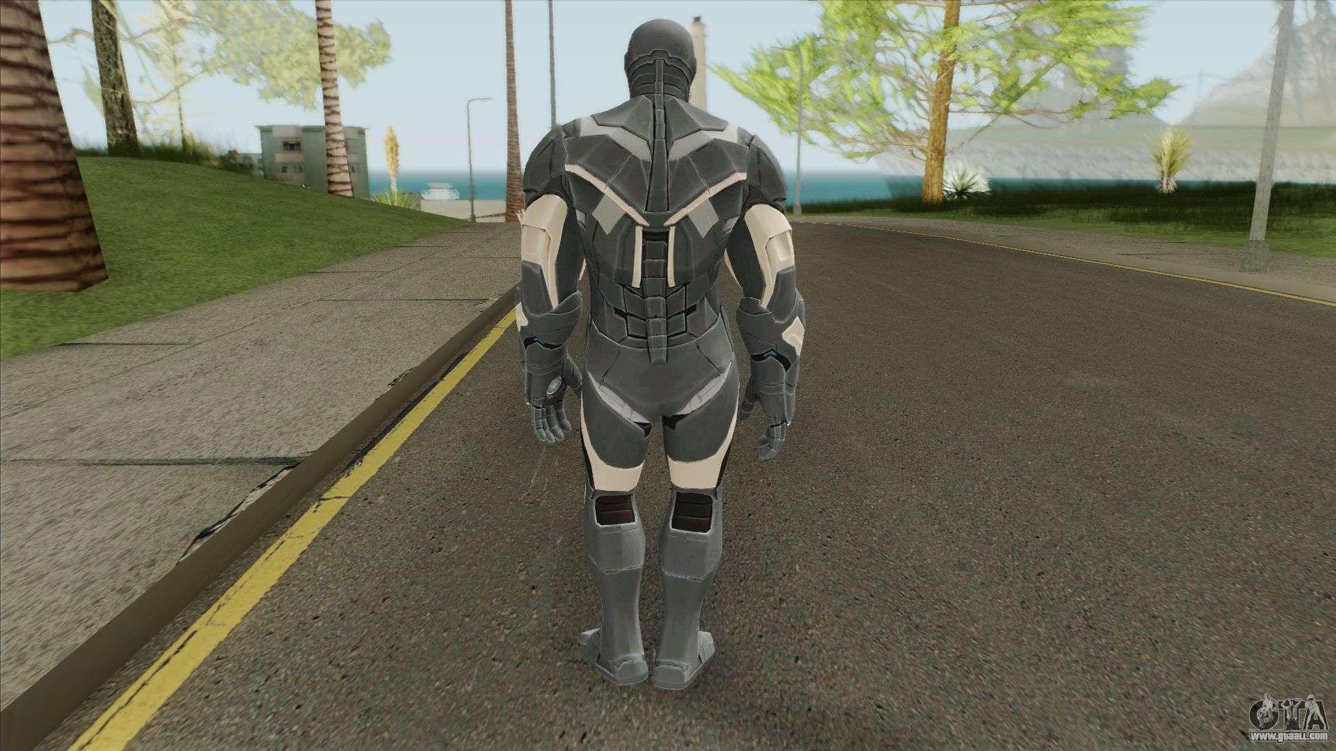 Marvel Future Fight - Iron Spider Skin 1 for GTA San Andreas