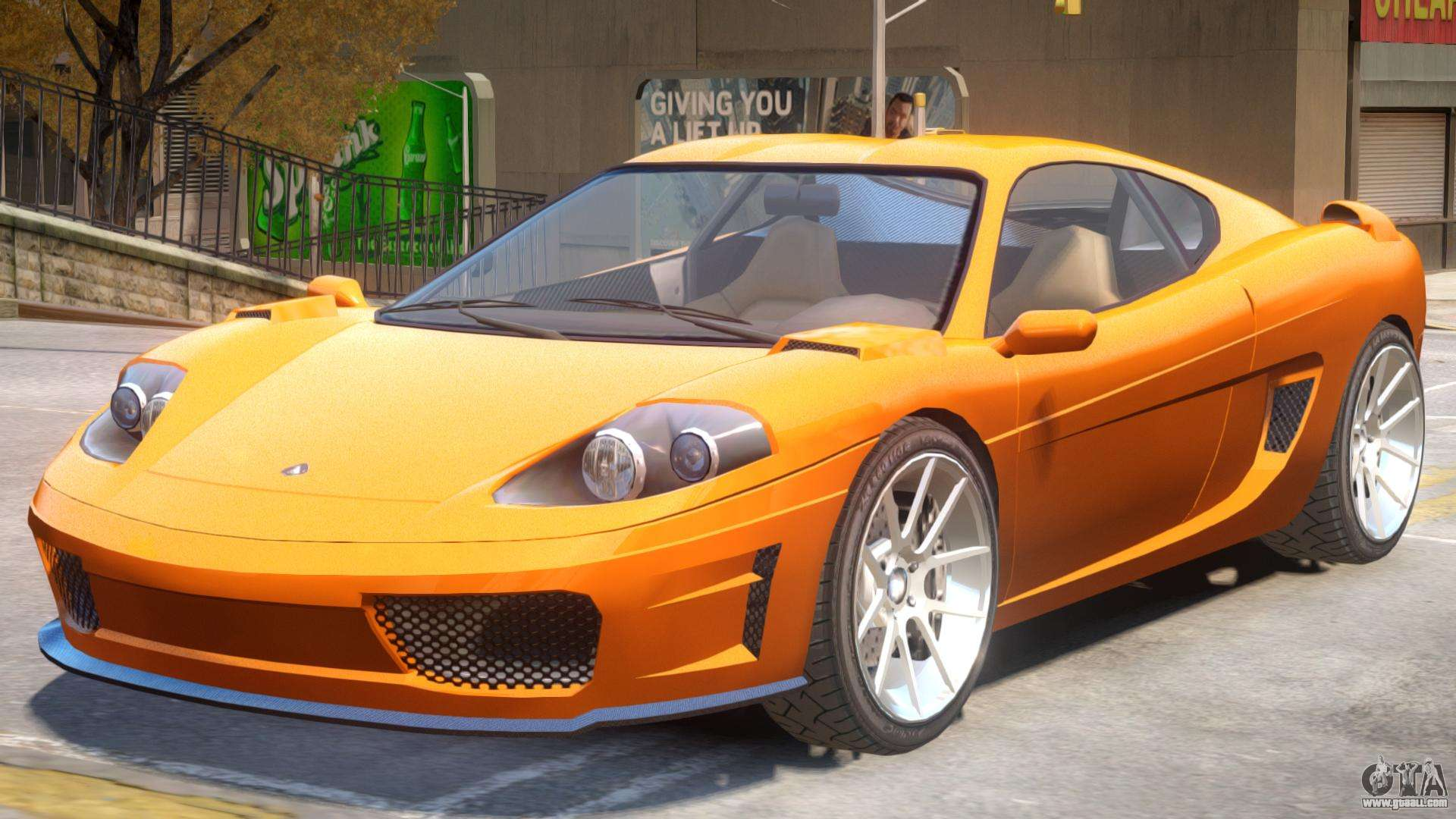 Turismo Improved for GTA 4