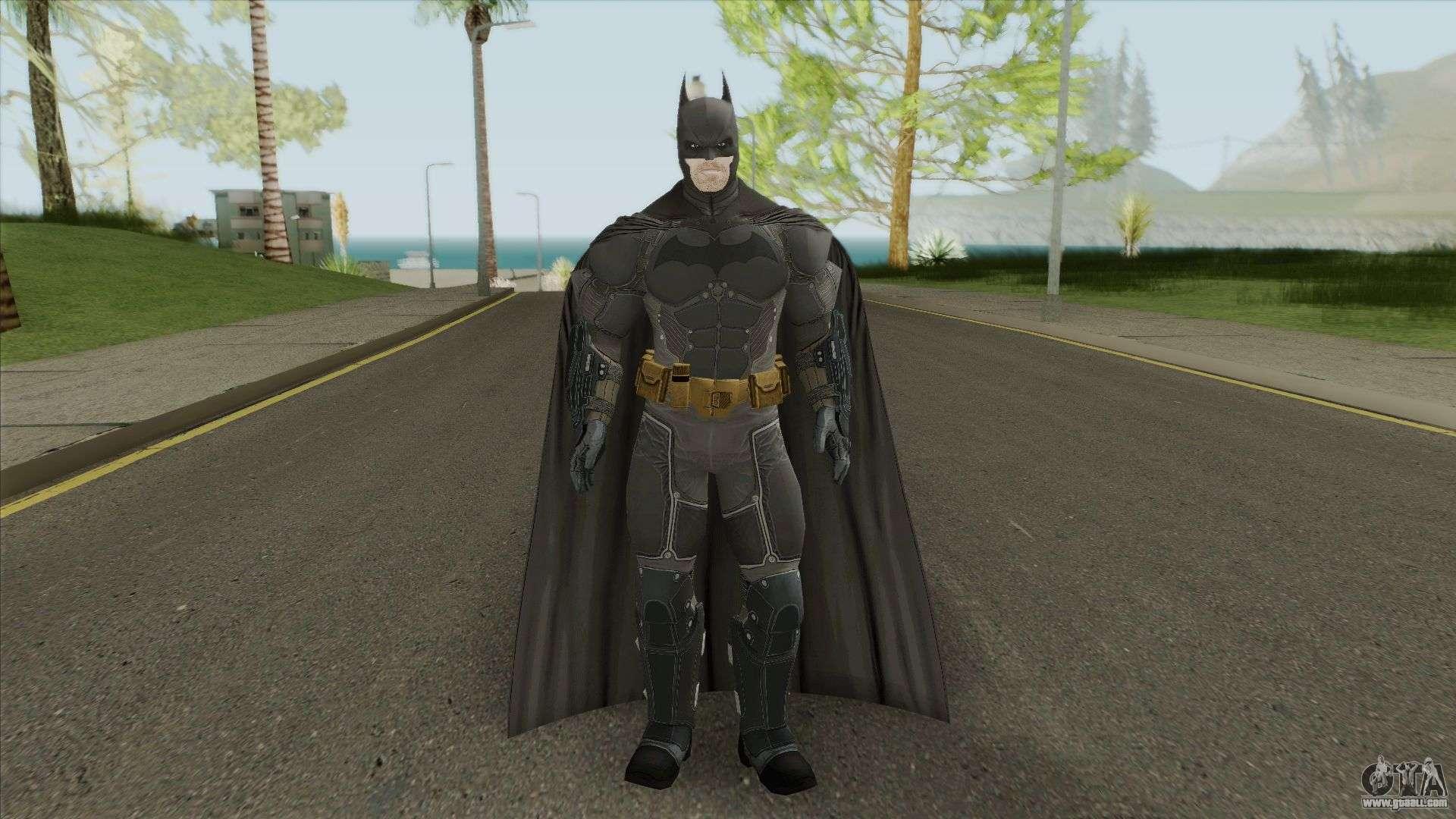 Batman Beyond (Arkham Knight) - GTA5-Mods.com
