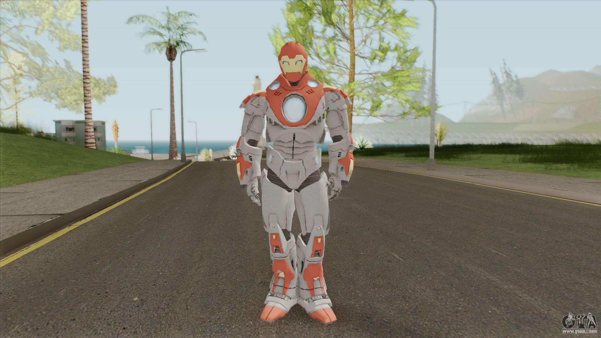 Iron Man (Marvel Ultimate Alliance 2) for GTA San Andreas