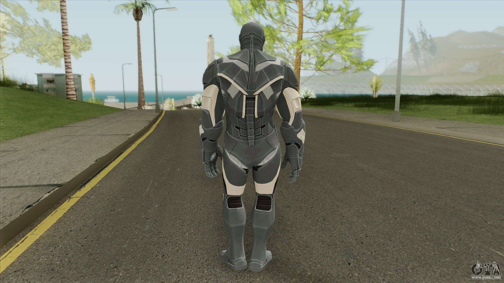 Marvel Future Fight - Ultron for GTA San Andreas