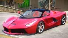 LaFerrari Improved for GTA 4