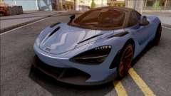 McLaren 720S Vorsteiner 2018 for GTA San Andreas