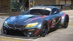 BMW Z4 GT3 PJ2 for GTA 4