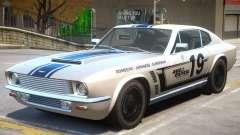 Dewbauchee Rapid GT PJ4 for GTA 4