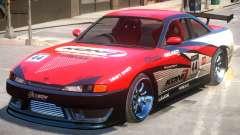 Nissan Silvia PJ2 for GTA 4