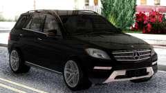 Mercedes-Benz ML Class 2013 Sport Black for GTA San Andreas