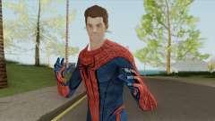 Spider-Man (Unmasked) V1 for GTA San Andreas