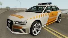 Audi RS4 Avant (Magyar) for GTA San Andreas