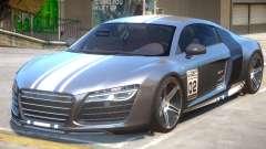 Audi R8 PJ3 for GTA 4