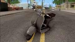 Piaggio Vespa VNB 125 HQLM for GTA San Andreas