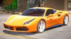 Ferrari 488 for GTA 4