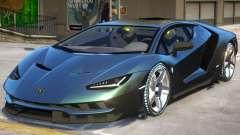 Lamborghini LP770-4 for GTA 4