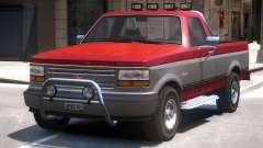 Vapid Sadler Single Cab for GTA 4