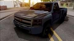 Chevrolet Silverado Single Cab 2010