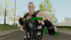 Bane Unmasked (Arkham Origins) for GTA San Andreas