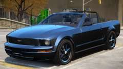 Ford Mustang Improved for GTA 4