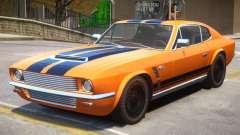 Dewbauchee Rapid GT PJ3 for GTA 4