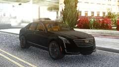 Cadillac CT6 Black for GTA San Andreas