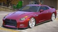 Nissan GTR AMS for GTA 4