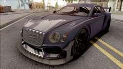 GTA V Enus Paragon R IVF Violet for GTA San Andreas