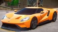 Ford GT V2 for GTA 4