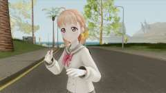 Chika Takami (Love Live Sunshine) for GTA San Andreas