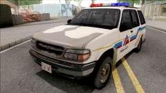 Ford Explorer 1995 Hometown Police
