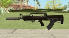 Bullpup Rifle (Three Upgrades V7) GTA V for GTA San Andreas