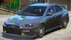 ML Evolution X PJ6 for GTA 4