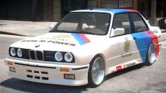 BMW M3 E30 Motorsport for GTA 4