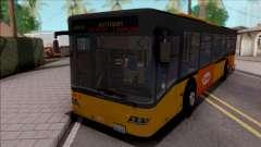 Kurtc Chill Low Floor Bus for GTA San Andreas