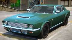 Dewbauchee Rapid GT V2 for GTA 4