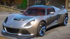 Lotus Exige L3 for GTA 4