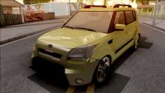 Kia Soul 2011 for GTA San Andreas