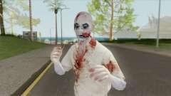 Zombie V17 for GTA San Andreas