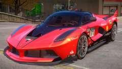 Ferrari FXX-K PJ5 for GTA 4