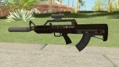 Bullpup Rifle (Two Upgrades V9) GTA V for GTA San Andreas