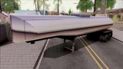 New Petro Trailer SA Style for GTA San Andreas