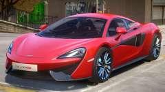 McLaren 570S R1 for GTA 4